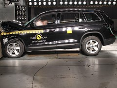 Škoda and MINI get top safety ratings