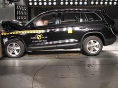 Skoda Kodiaq - Euro NCAP Results 2017