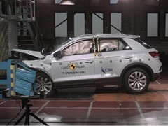 VW T Roc  - Euro NCAP Results 2017