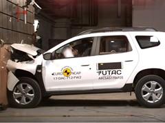 Dacia Duster - Euro NCAP Results 2017