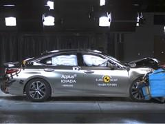 Lexus ES - Euro NCAP Results 2018