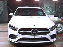 Mercedes-Benz A Class - Euro NCAP Results 2018