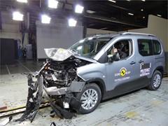 Peugeot Rifter - Euro NCAP Results 2018