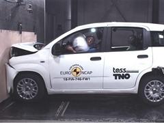 Fiat Panda - Euro NCAP Results 2018