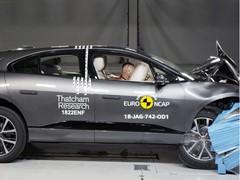 Jaguar I-PACE - Euro NCAP Results 2018