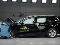 Volvo S60 - Euro NCAP Results 2018