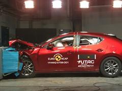 Mazda 3 - Euro NCAP 2019 Results - 5 stars