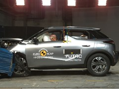 DS 3 Crossback - Euro NCAP 2019 Results - standard equipment 4 stars and with safety pack 5 stars