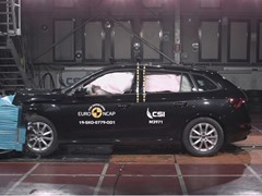 Škoda Scala - Euro NCAP 2019 Results - 5 stars