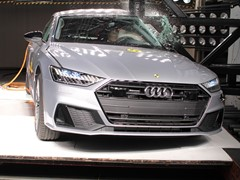 Audi A7 - Euro NCAP 2018 Results - 5 stars