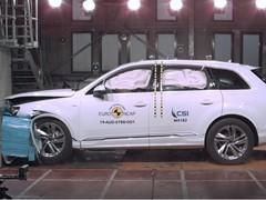 Audi Q7 - Euro NCAP 2019 Results - 5 stars