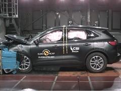 Ford Kuga - Euro NCAP 2019 Results - 5 stars