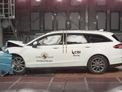 Ford Mondeo - Euro NCAP 2019 Results - 5 stars