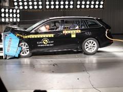 Škoda Octavia - Euro NCAP 2019 Results - 5 stars