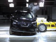 Nissan Juke - Euro NCAP 2019 Results - 5 stars