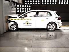 Volkswagen Golf - Euro NCAP 2019 Results - 5 stars