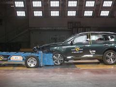 Genesis GV80 - Euro NCAP 2021 Results - 5 stars