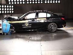 BMW 4 Series Convertible - Euro NCAP 2019 Results - 5 stars