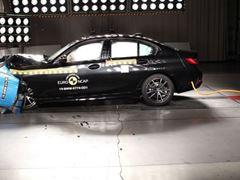 BMW 4 Series Coupé - Euro NCAP 2019 Results - 5 stars