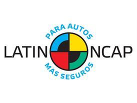 Latin NCAP logo