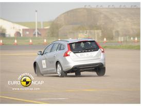 Volvo V60 – ESC Test 2011