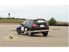 BMW X3 - ESC  test