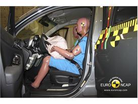 CHEVROLET Orlando – Driver crash test