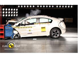 OPEL Ampera – Front crash test