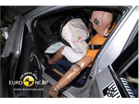 KIA Picanto – Driver crash test