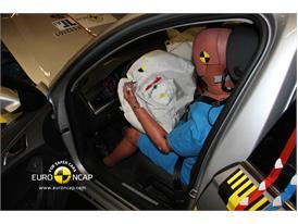 AUDI A6 – Driver crash test