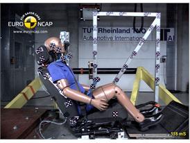 AUDI A6 – Whiplash crash test