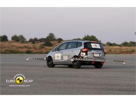 Opel Vauxhall Zafira – ESC test