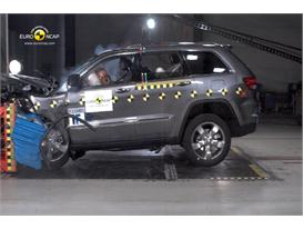 Jeep Grand Cherokee – Front crash test