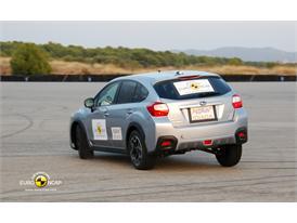 Subaru XV – ESC test