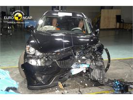 Mazda CX-5 – Driver crash test
