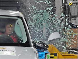 Audi A3 – Side crash test