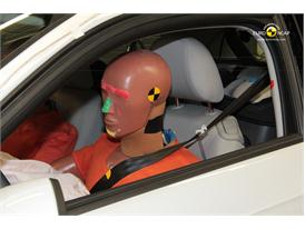 Audi A3 – Driver crash test