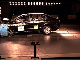 Skoda Superb -  Euro NCAP Results 2009