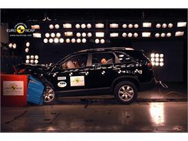 Kia Sorento -  Euro NCAP Results 2009