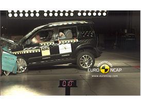 Skoda Yeti -  Euro NCAP Results 2009