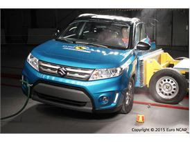 Suzuki Vitara - Side crash test 2015
