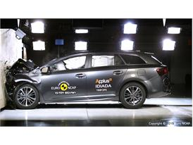 Toyota Avensis - Frontal Full Width test 2015