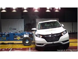 Honda HR-V - Side crash test 2015