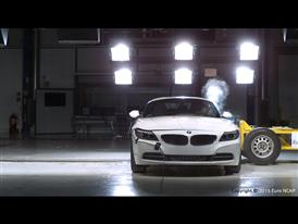 BMW Z4 - Side crash test 2015