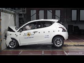 Lancia Ypsilon- Frontal Full Width test 2015
