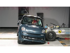 Microcar M.GO Family Side crash test 2016