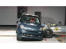 Microcar M.GO Family Side crash test 2016