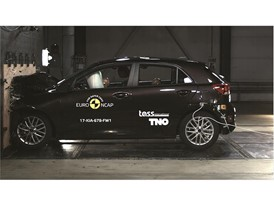 Kia Rio- Frontal Full Width test 2017