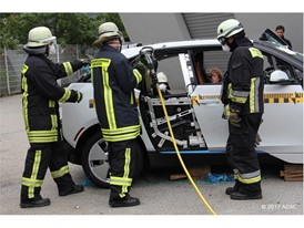 Post-Crash Safety_Euro NCAP Roadmap 2025