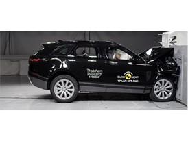 Range Rover Velar- Frontal Full Width test 2017